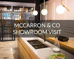 McCarron & Co Showroom Visit London