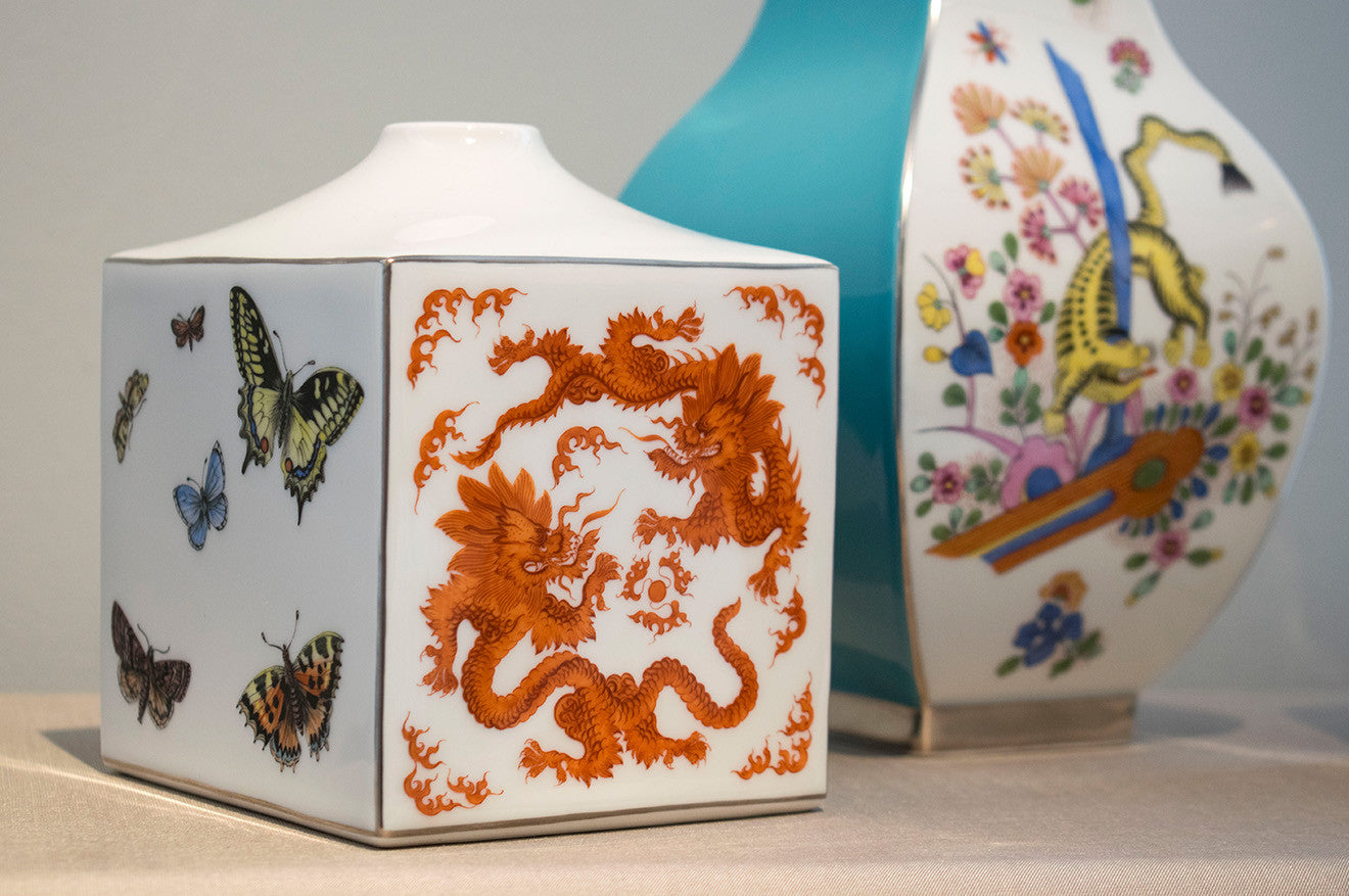 Meissen porcelain designs London Craft Week