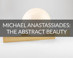 Michael Anastassiades lighting designs