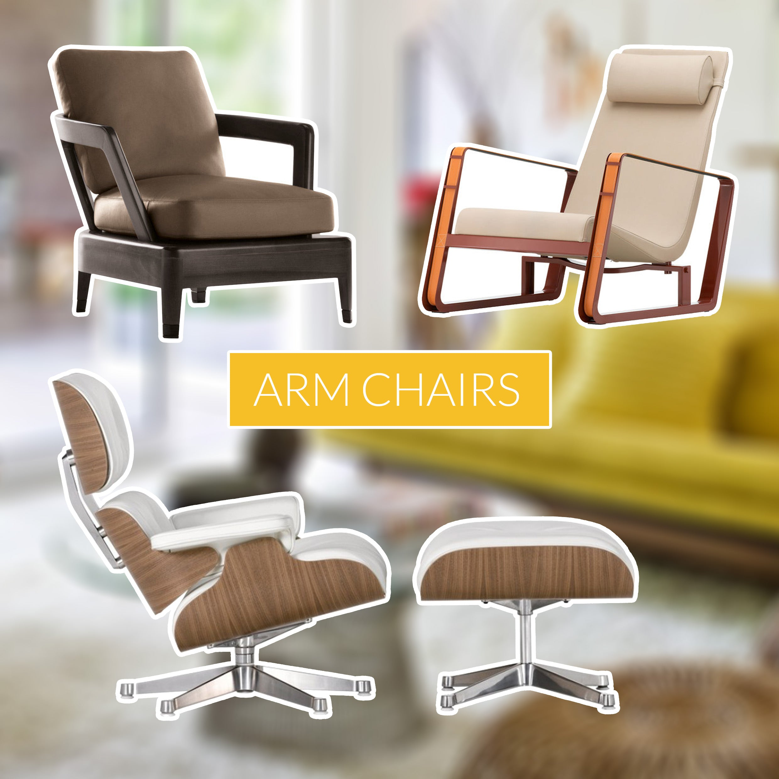 Mid Century Modern Chair and Furniture Inspiration