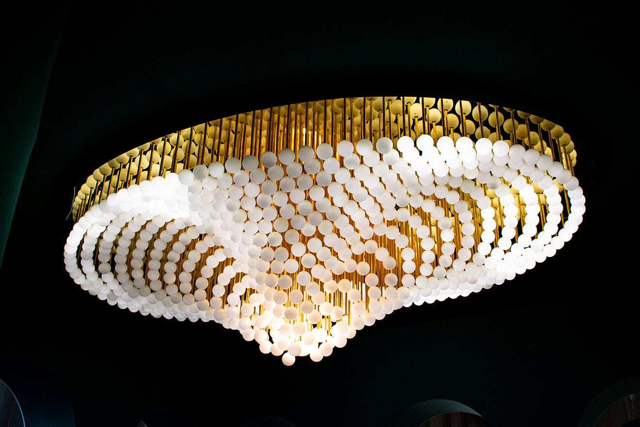 Preciosa lighting Euroluce Salone del Mobile 2019
