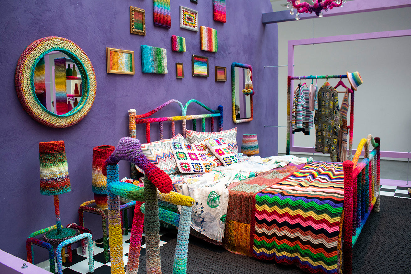 Missoni and Alessandra Roveda Milan Design Week Home Sweet Home