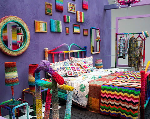 Missoni Home Sweet Home Milan Design Week