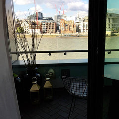 Sea Containers House Balcony View