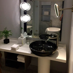 Mondrian London luxury bathroom