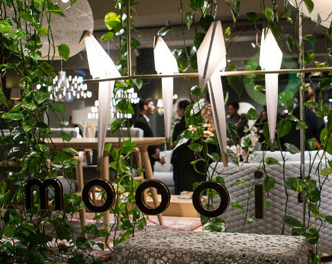 Moooi Perch Light UK Launch