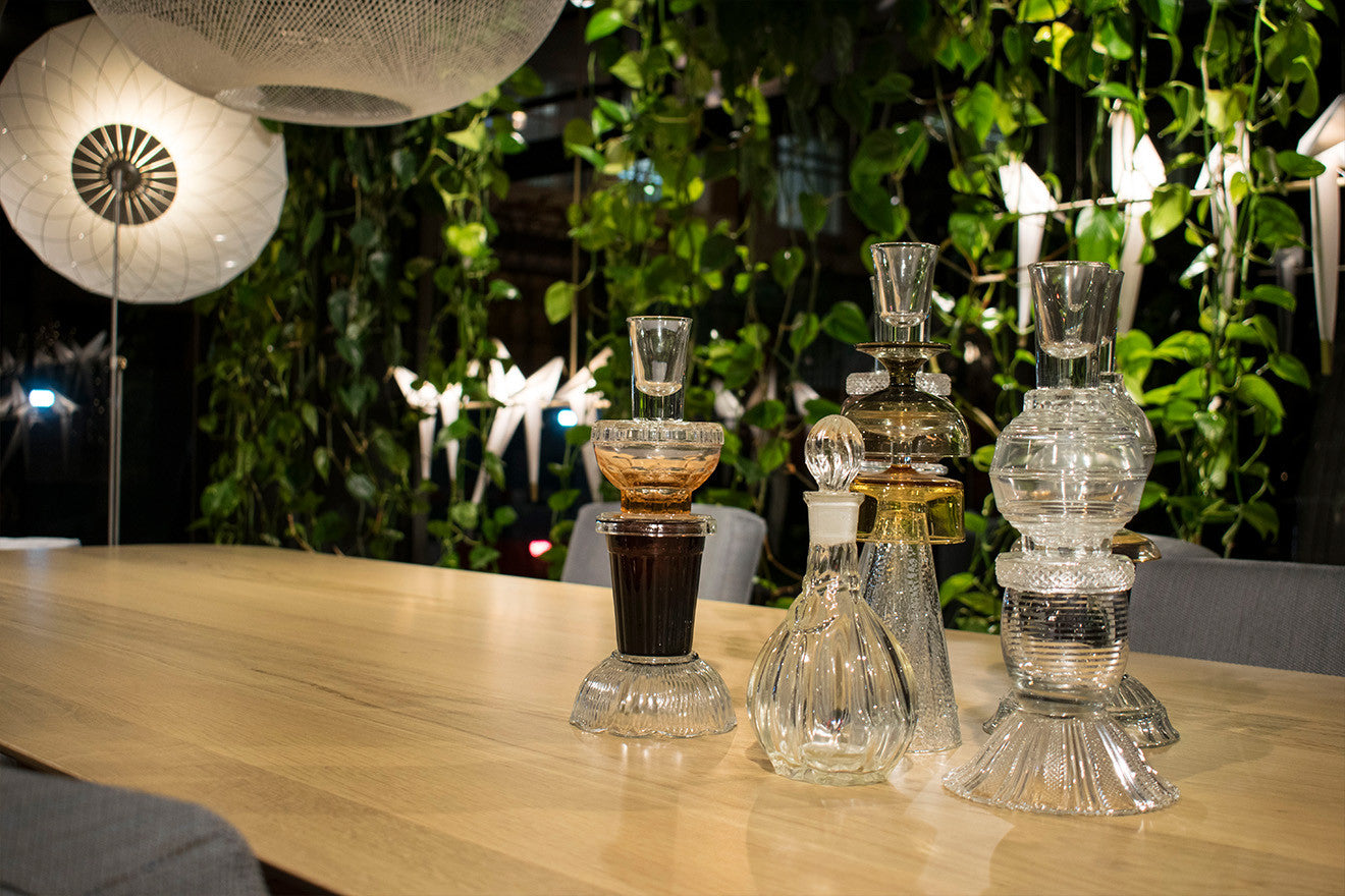 Moooi glassware and home accessories