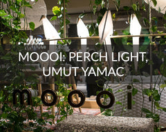 Moooi Perch Light Event UK
