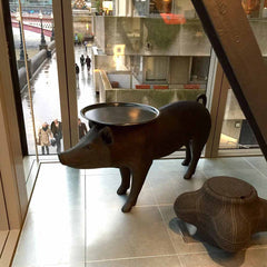 Pig table from Moooi