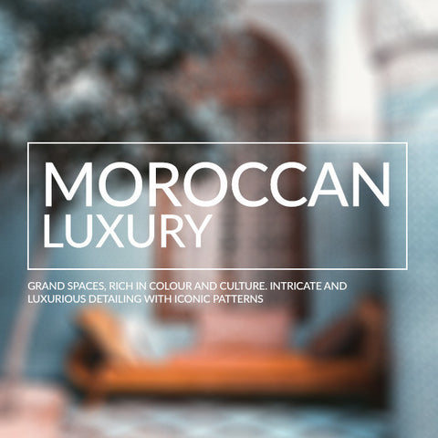 Moroccan Luxury Interior Design Inspiration recreate the look