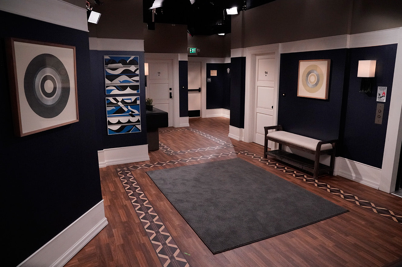 Tv Set Interior Design Nbc S Will Amp Grace Will Amp Grace