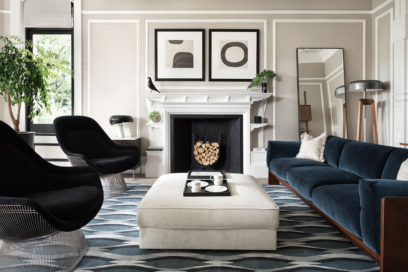 NW3 Interiors designs and restores a Grade II Listed Victorian property in Hampstead, London