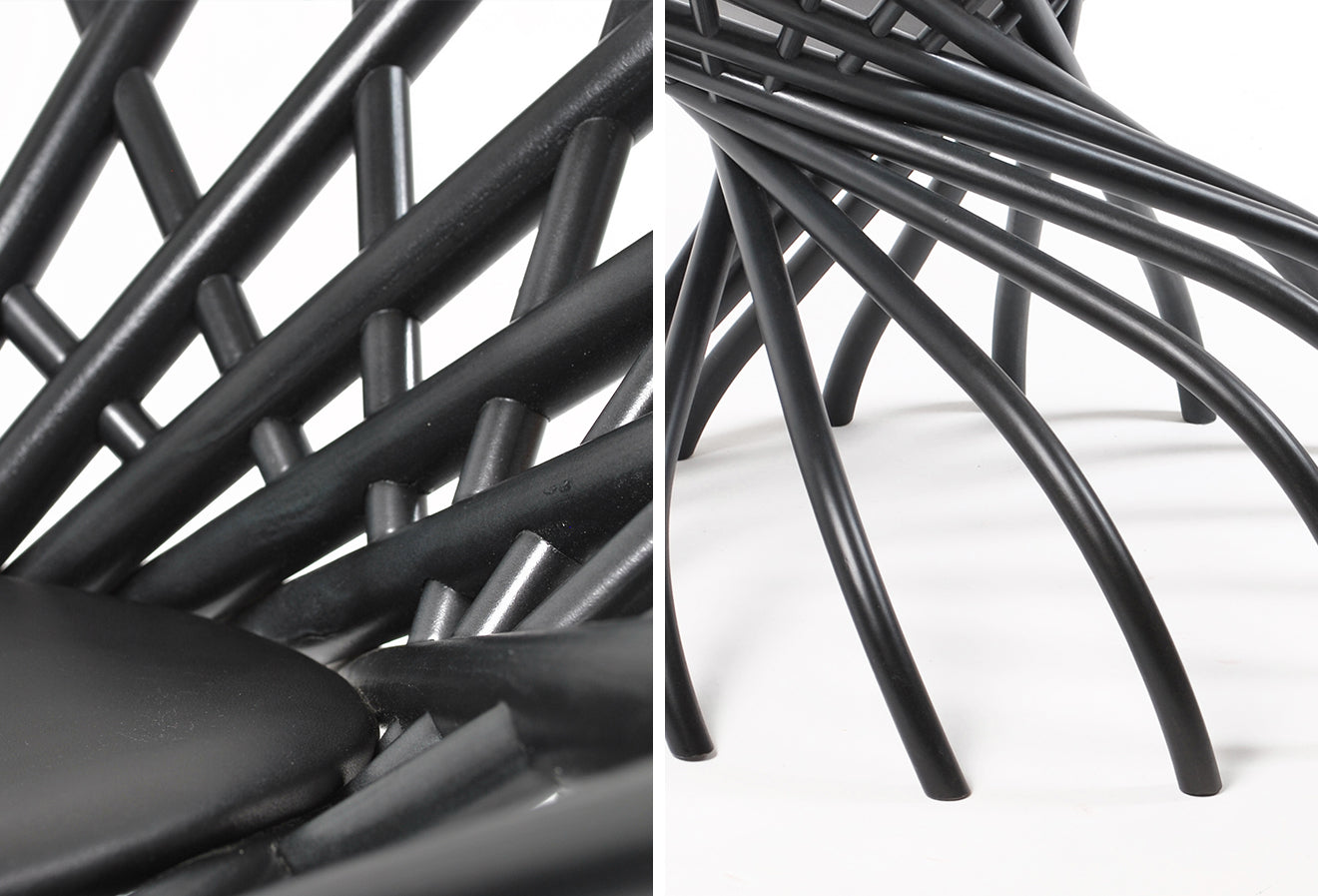 Black Nest Chair Markus Johansson
