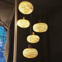 Modern pendant lighting designs