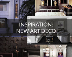 New Art Deco Interior Design Inspiration