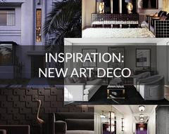 New Art Deco Inspiration