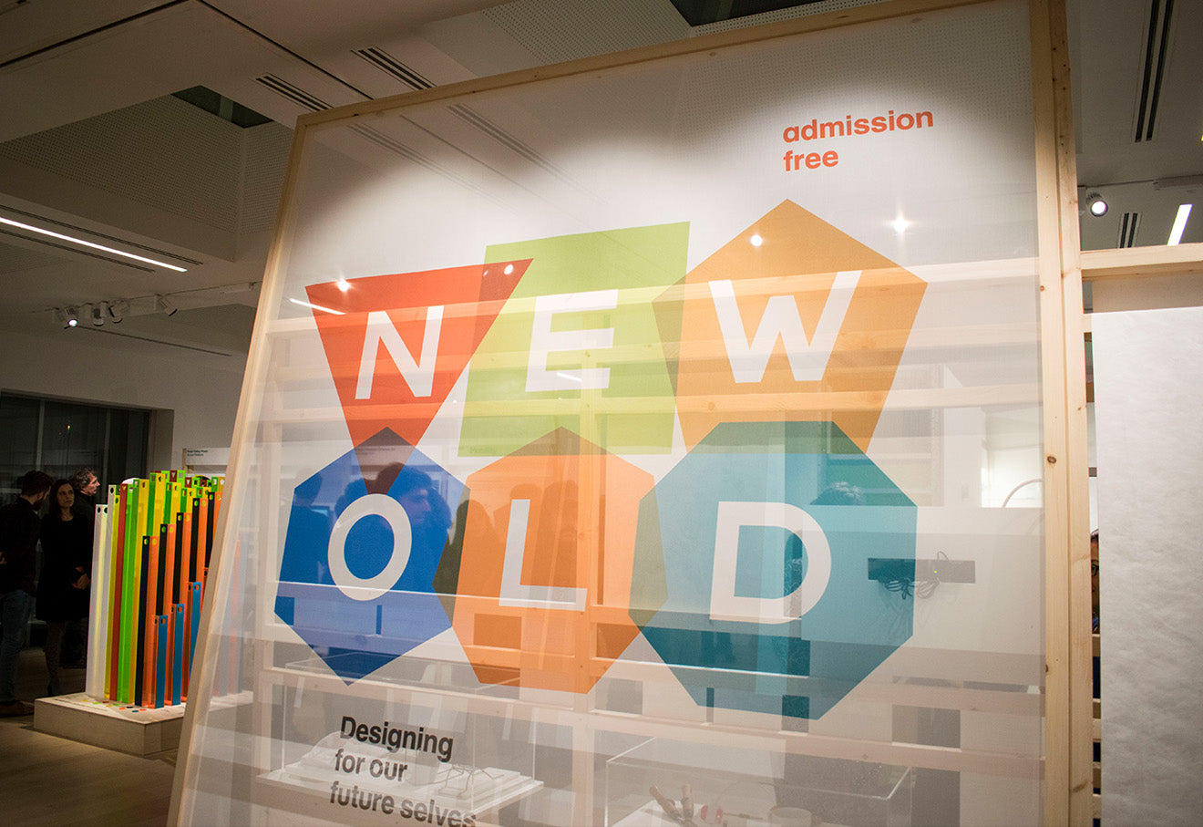 New Old Design Museum pop up exhibition