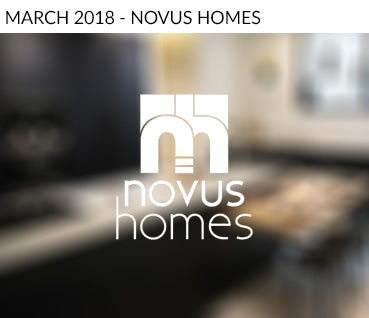 Novus Homes Kitchen Feature
