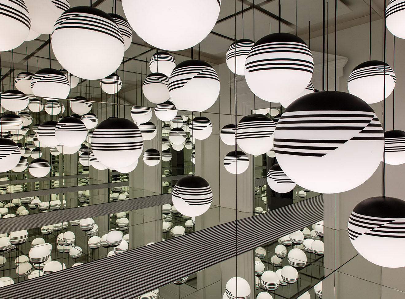 Lee Broom London Design Festival Opticality Lighting