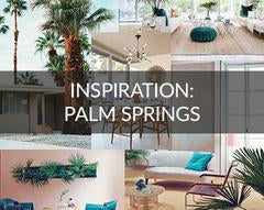 Palm Springs Home Decorating Inspiration