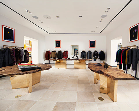 Paul Smith London Store Interior Design Review