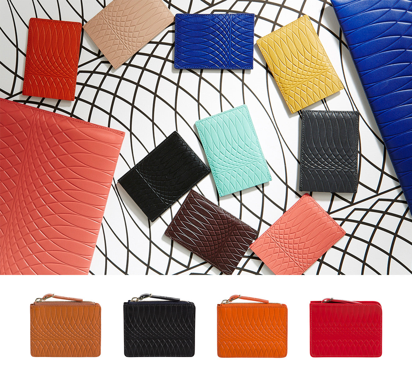 Paul Smith No 9 Collection of leather accessories