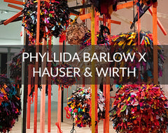 Phyllida Barlow with Hauser & Wirth Masterpiece 2019