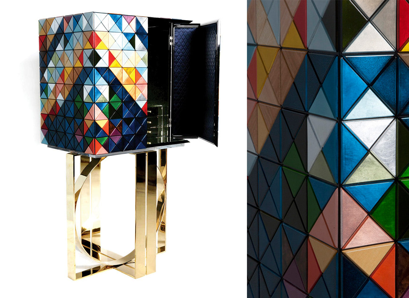 Pixel Cabinet from Boca Do Lobo