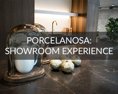 Porcelanosa showroom and factory tour design week