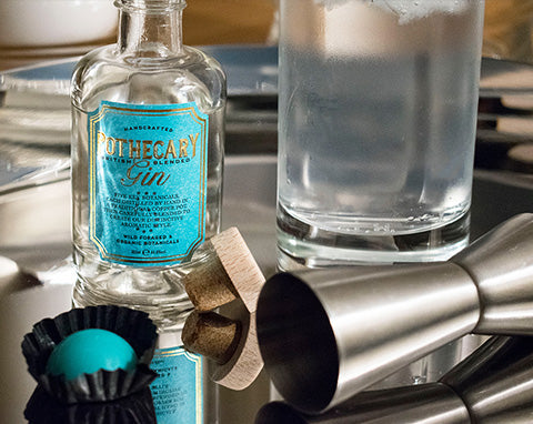 Pothecary Gin luxury London Spirits and Alcohol review