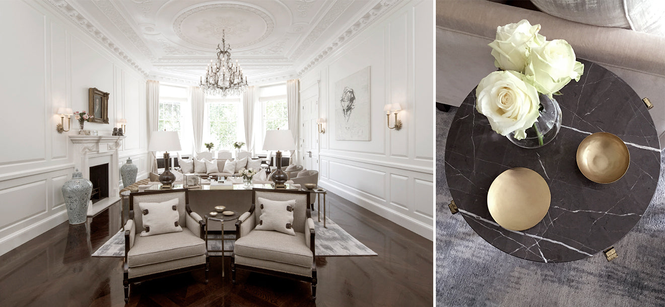 Luxury property London 1508 Interior Designs London Belgravia Project Pearl