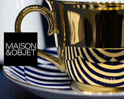 Richard Brendon at Maison & Objet