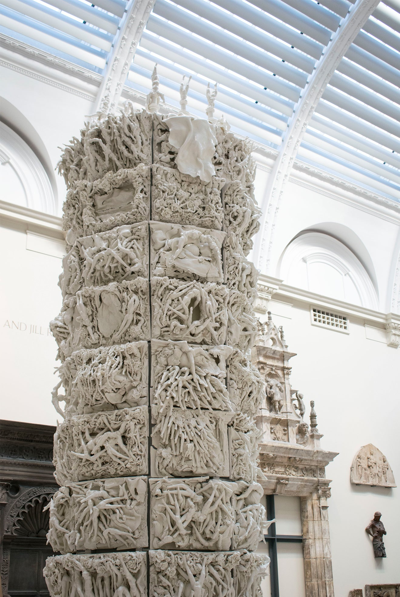 Rachel Kneebone at the V&A Museum London Design Festival