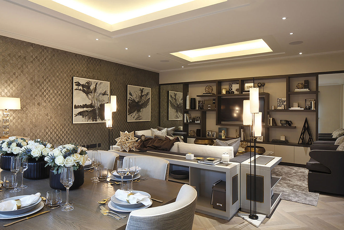 Great Minster House luxury interior design project