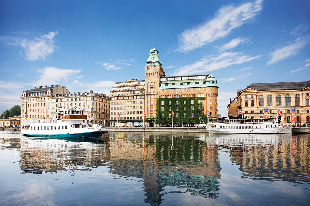 Radisson Collection Strand Hotel in Stockholm