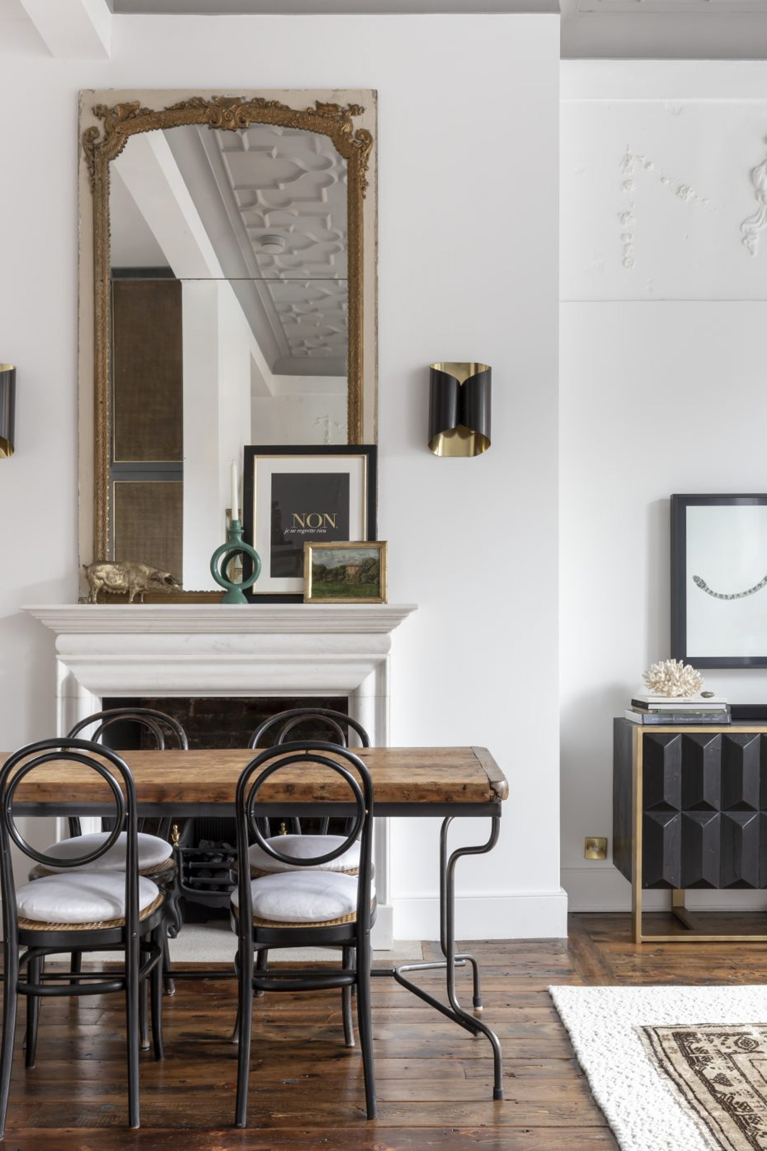 Red Deer design the interiors for an 18th-century grade II-listed Georgian townhouse in London