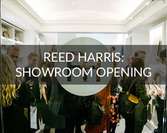 Reed Harris Tiles Showroom Opening Kings Road