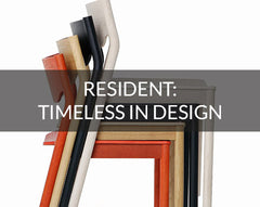 Resident NZ furniture design