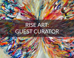 Rise Art Guest Curation