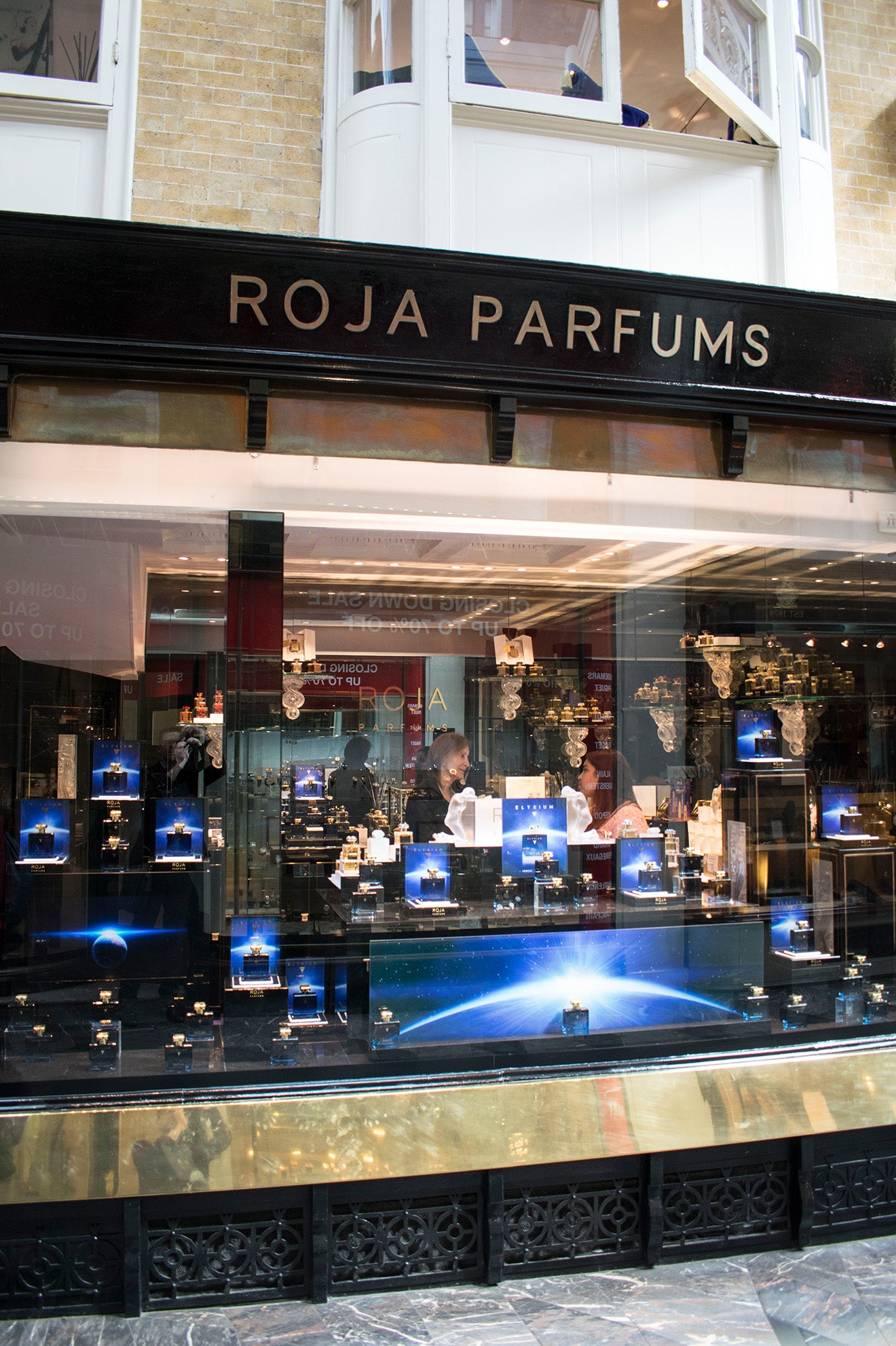 Roja Dove Burlington Arcade
