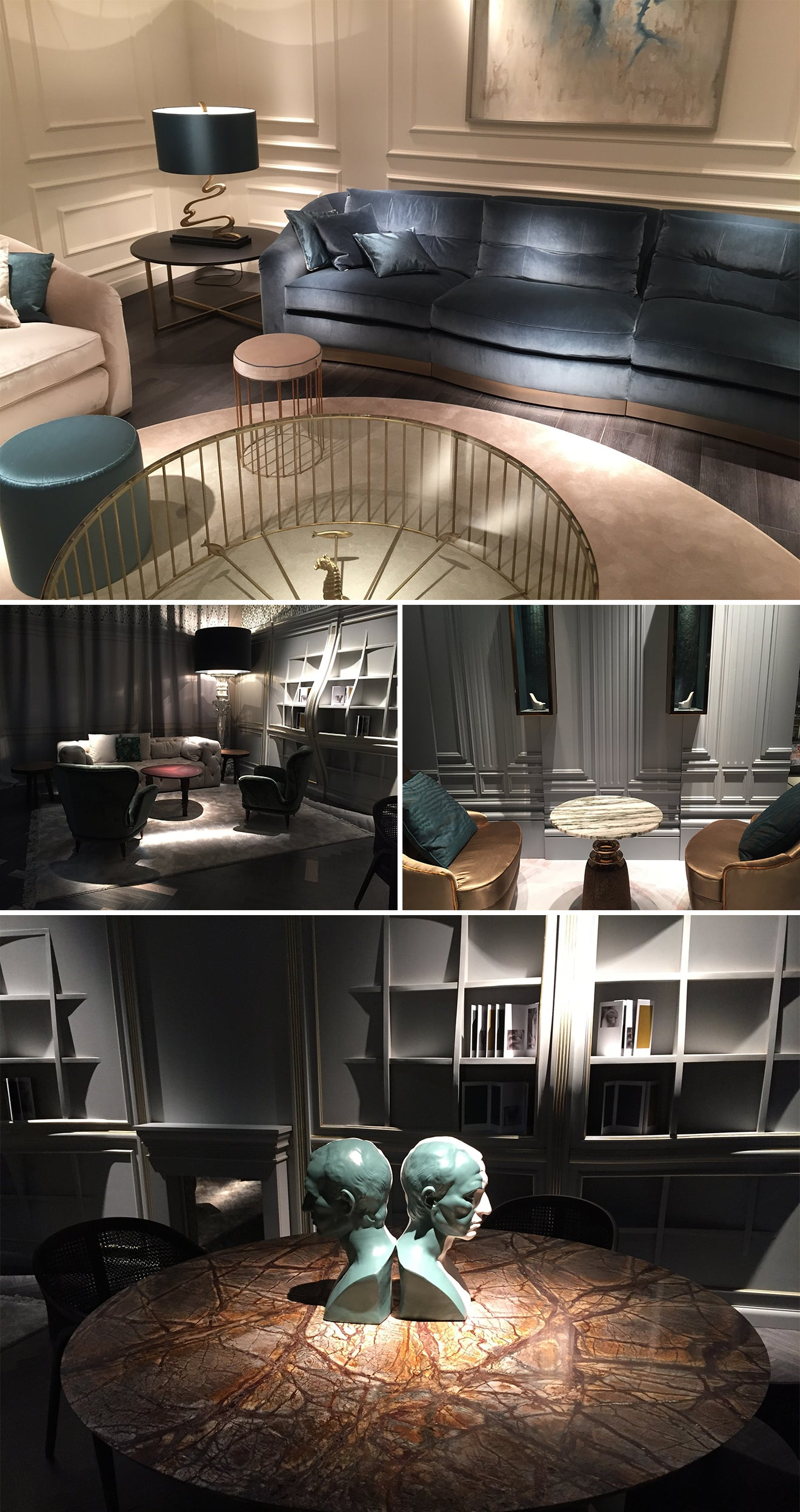 Salone del Mobile 2016 highlights and exhibitors luxury italian furniture