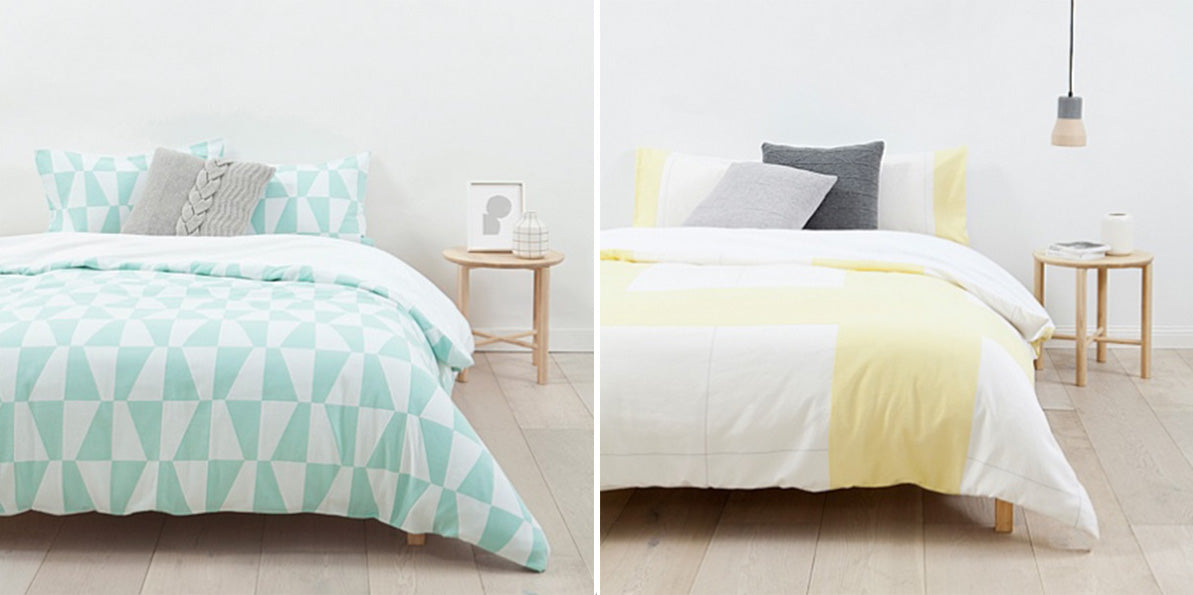 Scandinavian quilt covers from Country Road