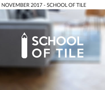 School of tile features Martyn White Designs