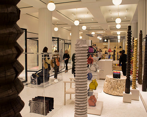 Selfridges New Accessories Hall Design Review