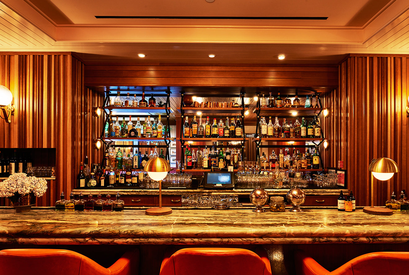 Sessanta Bar Sixty Hotel Soho New York