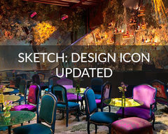 sketch restaurant and bar London