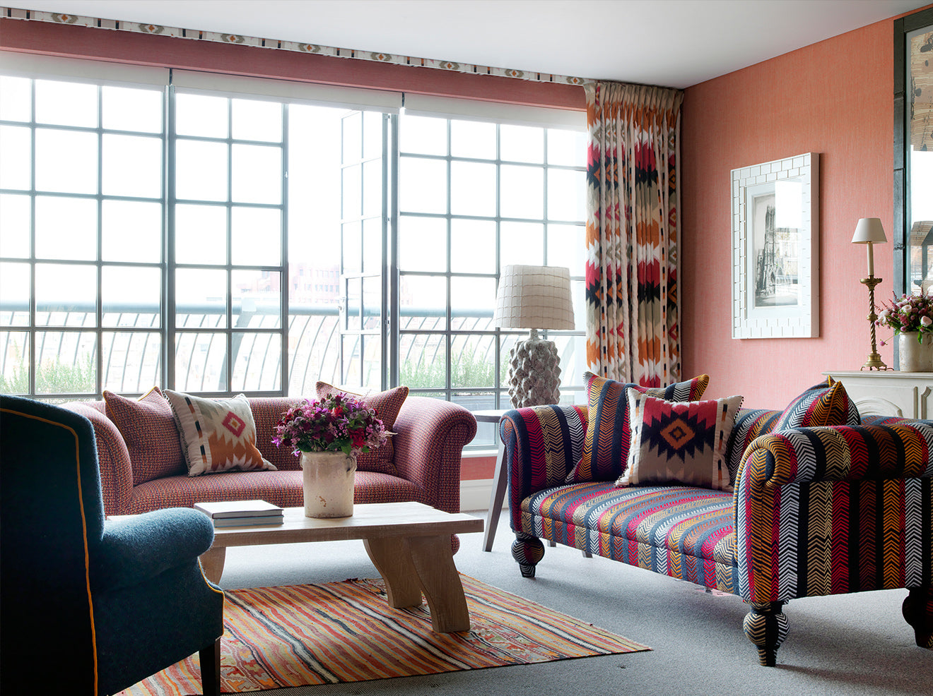 The soho hotel firmdale hotels martyn white designs for Designhotel london