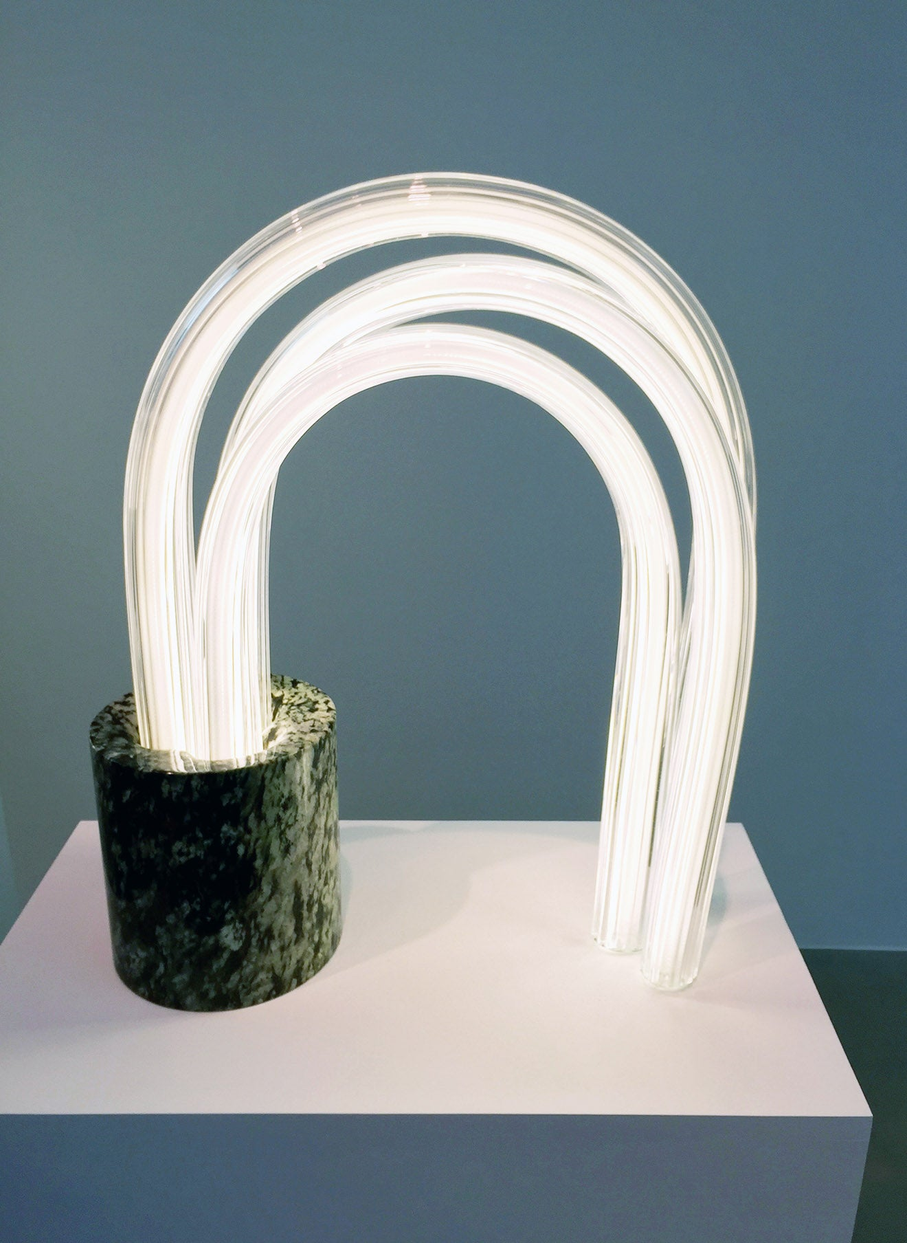 Spring Lamp designed by Mathieu Lehanneur