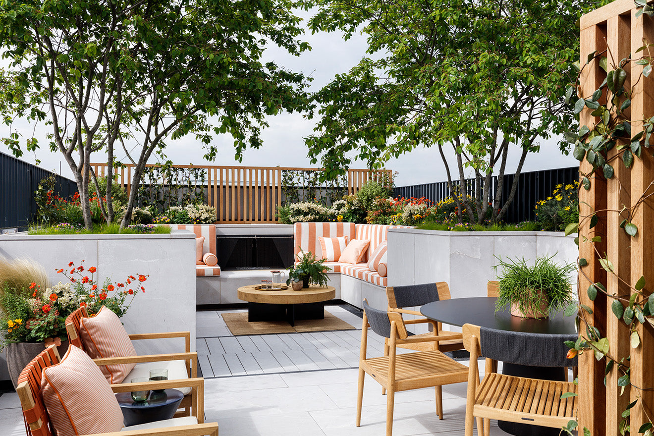 Studio Ashby design the penthouse for Capco Covent Garden Floral Court