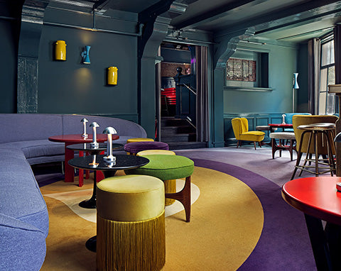 Super Lyan Bar at the Kimpton De Witt Hotel, Amsterdam